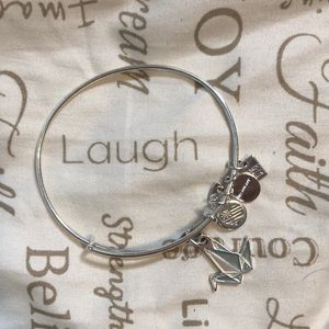 Alex & Ani Silver Bracelet